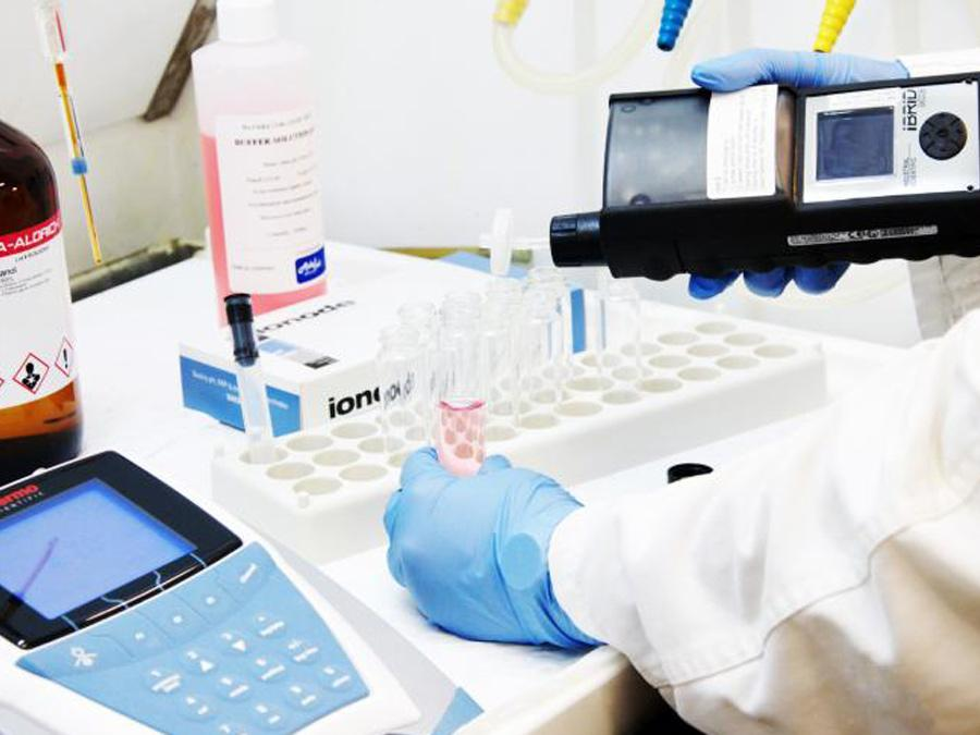Laboratory Services   Adelaide Exposure Science and Health
