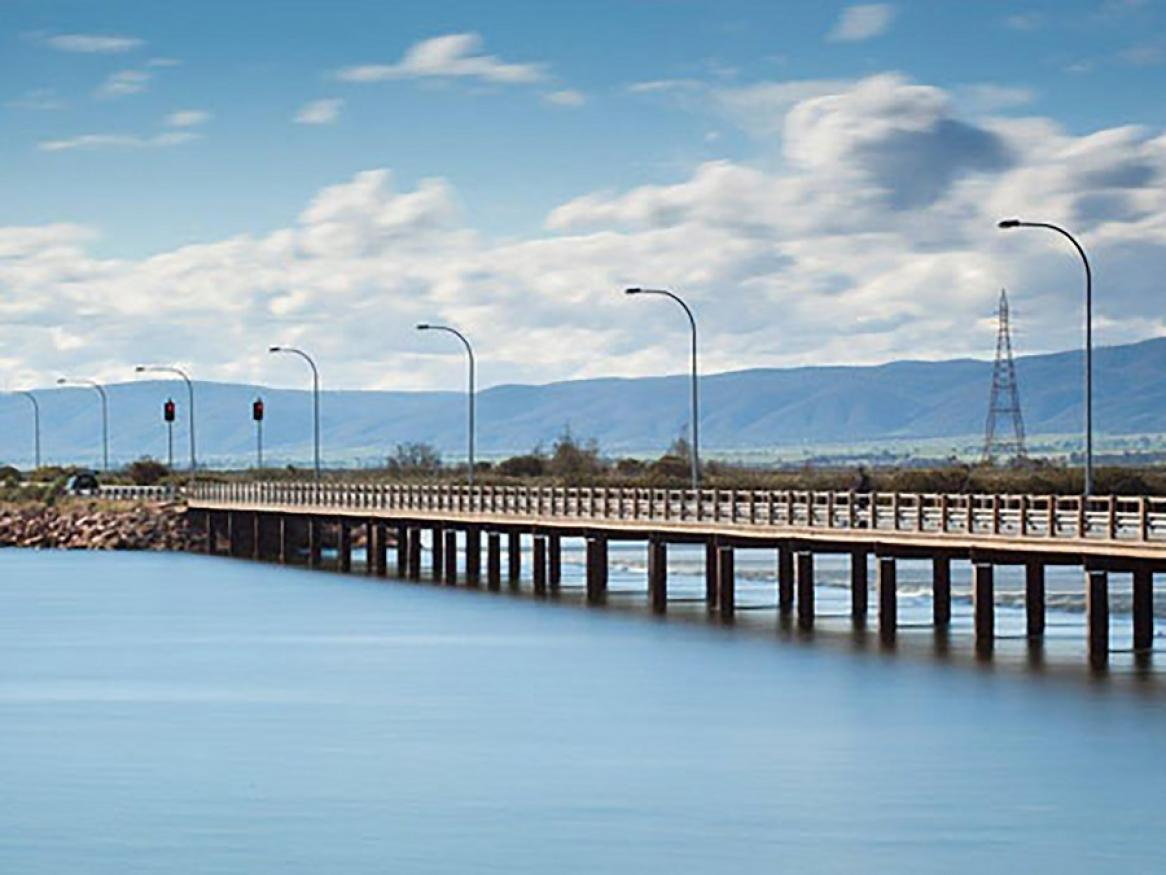 Port Pirie bridge
