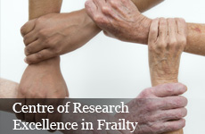 Centre for Research Excellence in Trans-Disciplinary Frailty Research to Achieve Healthy Ageing